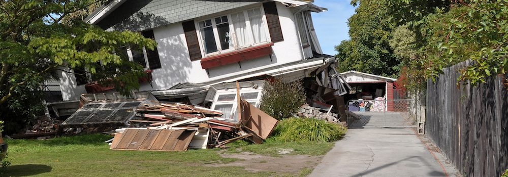 earthquake insurance Buffalo MN